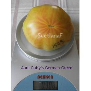 Aunt Ruby's German Green (Немецкий Зеленый тети Руби)