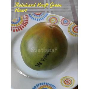 Reinhard Kraft Green Heart (Рейнхард Крафт Зеленое Сердце)