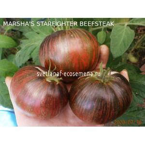 Marsha's Starfighter Beefsteak