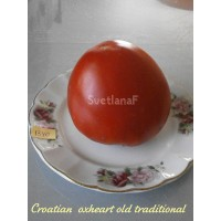 Croatian  oxheart old traditional (Хорватское сердце старое традиционное)