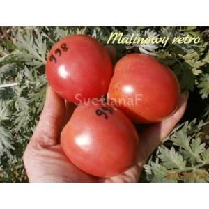 Malinowy retro (малиновый ретро)