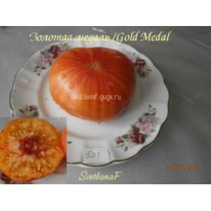 Золотая медаль Gold Medal